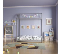 Кроватка-домик «Монтессори»