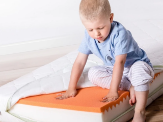 Матрас для ребенка старше трех лет - как выбрать