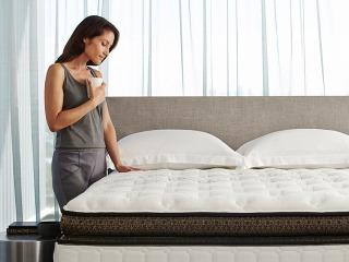 Оптимальная высота матраса для сня